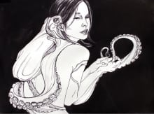 octopus-girl-pen-ink-sm