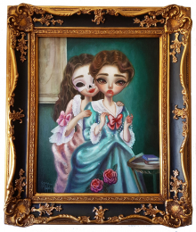 Berenice framed small