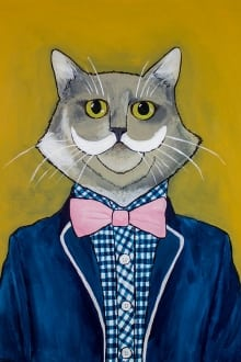 4-Hipster-Cat-4x6