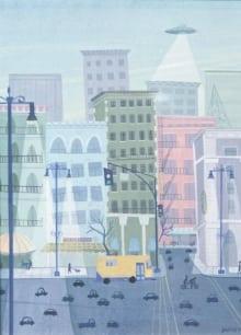Downtown, UFO II