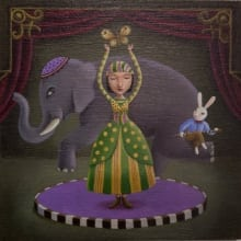 The Girl Who Tamed the Elephant in the Room