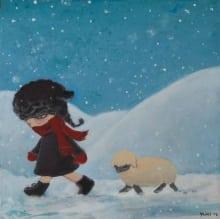 The Black Sheep Had a Little Lamb