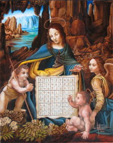 Lynn-Marie-Greaves_The-Past-Decoding-Sudoku_16x20_3000