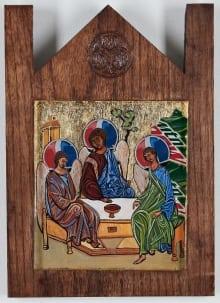 Hospitality of Abraham - 3 of a Kind