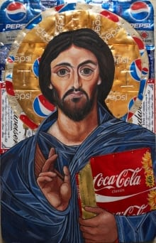 Pepsi Jesus- Change the World