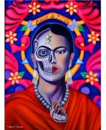 Amor-de-Frida-30x40--Rondeau