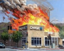Chase Burning: Eagle Rock