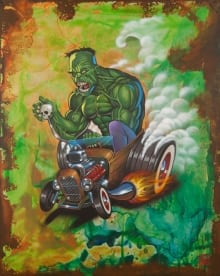 Hot Rod Hulk
