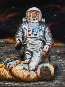 AS-THE-MOON-BURNS-The-Bad-Astronauts-Nightmare