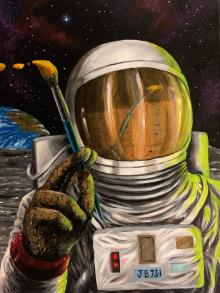 Portrait-of-the-Artist-as-an-Astronaut