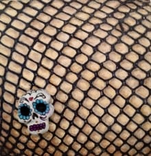 Fishnet #4: Day of the Dead