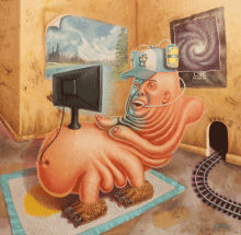 Portrait of the Viewer