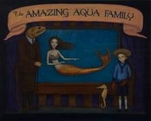 The Amazing Aqua Family
