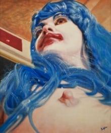 Blue Clown