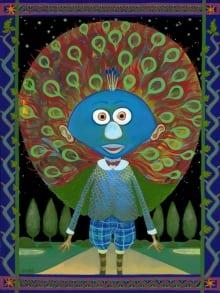 Peacock Boy