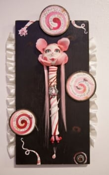 Mousey Candy-Rose