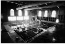 mark edward harris 5_Indoor Bath at Chojukan Ryokan
