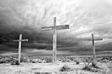 Three Crosses - Rosamond, CA - 2013