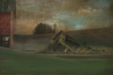 Wendy Little - Barn Cross