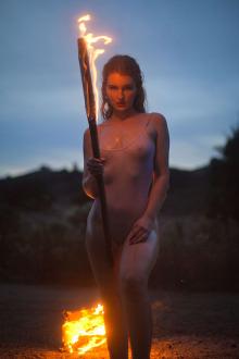 MarkVelasquez-Torchbearer