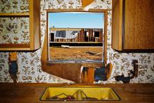 Desert Kitchen – Cinco, CA – 2010
