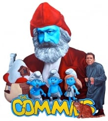 A Smurfy Cold War