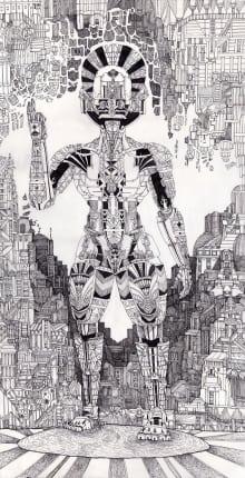 robotsaint