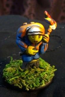 The Man- Firestarter