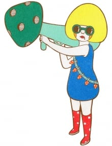 Mushroom Girls1