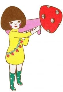 Mushroom Girls2