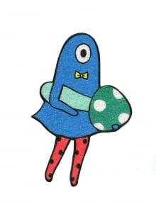 Mushroom Monster1