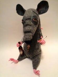 Punk Rat - Denise Bledsoe
