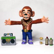 street-monkey