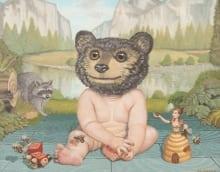 The Human Bear Cub