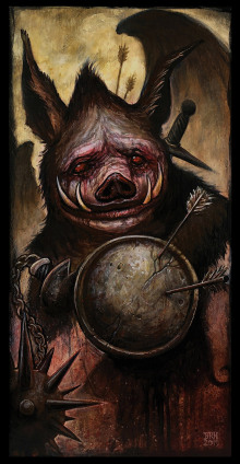 BrettHerman-MarchOfThePigs