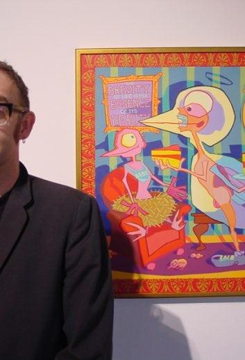 Hive Gallery Artist Spotlight : Stephen Holman postcard