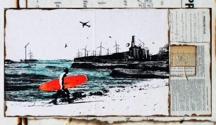 Artist Spotlight : Patrick Haemmerlein postcard